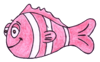 Red Fish (left)